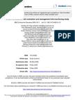 2009 DreamTel Protocol - BioMed