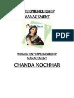 Enterpreneurship Management Swati