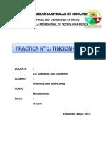 Informe N 1 Microbiologia