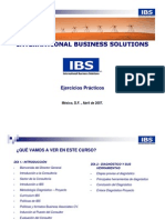 DIA 5 Practicas Excel,Visio IBS Abril 2007