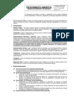 MA-PA-060 Manejo de Residuos Peligrosos- Ver 01
