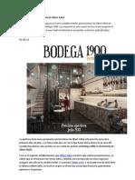 Bodega 1900 - Albert Adrià