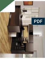 Modular Office Furniture Quantum Harvest Cherry