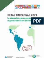 Metas Educativas 2021 Sintesisdebate