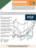 POMONA FREEWAY (SR-60) PAVEMENT REHAB PROJECT  LANE CLOSURES