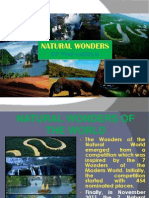 Natural Wonders of the World.pptx