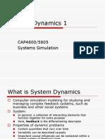 Good Ref for System Dynamics
