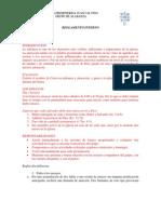 Reglamento Del Grupo de Alabanza
