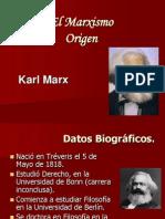ppt EL MARXISMO Origen.ppt
