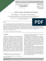 Basic Properties of Palm Oil Biodiesel Diesel Blends