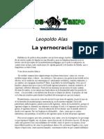 Alas, Leopoldo - La Yernocracia