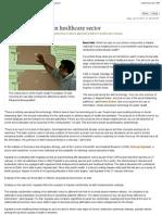 Livemint - Big Data Revolution in Healthcare - Kapil Khandelwal - EquNev Capital