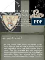 Historia Aereosoles TFII