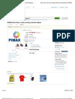 PIMAX Heat Press