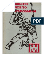 Hinchliffe Guide to Wargaming