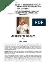Los Secretos Del Papa