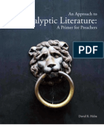 An Approach to Apocalyptic Literature