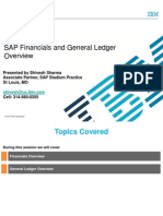 SAP Financials and General Led