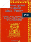 Dr York - Laghagh Shalul Wu-Nuwaupu - Study Book 1