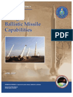 Foreign Ballistic Missile Capabilities