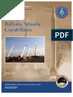 Foreign Ballistic Missile Capabilities
