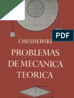 Problemas de Mecánica teórica - Mesherski
