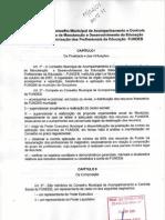 FUNDEB - Regimento Interno