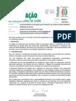 Assistência Médica no Estrangeiro para tratamento com vacinas de células dendríticas (Orientação DGS nº 008/2013, de 18/07/2013)