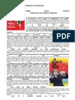 Cuarenta años de la Teología de la Liberación - Entrevista com Gustavo Gutieres