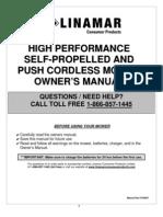 Cordless Mower Manual V5