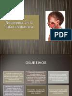 Neumonía en la Edad Pediátrica