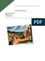 Las Parábolas de Jesús -- Resumen
