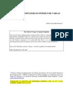 Populismo Economico REP 2