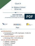 Cours4 LAN Ethernet