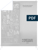 Apostila Alfabetizacao e Letramento Unicid Online
