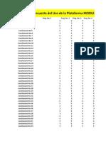formato de tabulación de encuesta cobach 5a1
