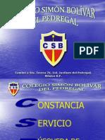 CSB presentación completo