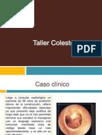 Taller Colesteatoma