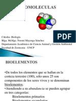 Biomoleculas Clase 2