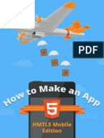Kinvey How to Make an App Mobile Html5
