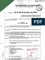 LEI 785-02 - CMDCA