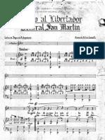 Himno a San Martín
