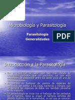 Microbiología y Parasitología Generalidades
