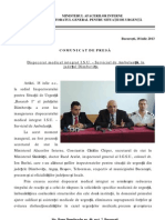CP 18.07.2013 Inaugurare Dispecerat Integrat ISU SAJ DB