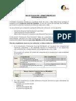 Sistema de Evaluación Beta PUCV 2013-1