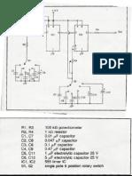 Dual 555 Oddball Oscillator