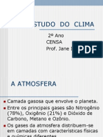 Estudo Do Clima 2 Ano