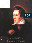AA. VV. - A Companion to the Works of Heinrich Heine