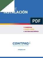 Guia Instalacion AdminPAQ PUNTO de Venta Factura Electronica
