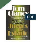 Clancy, Tom - OP CENTER III Juegos de Estado
